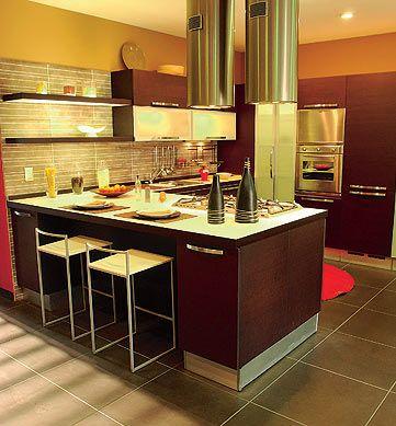 Cocinas Integrales Modernas Cocinas modernas Pinterest Kitchen - cocinas integrales modernas