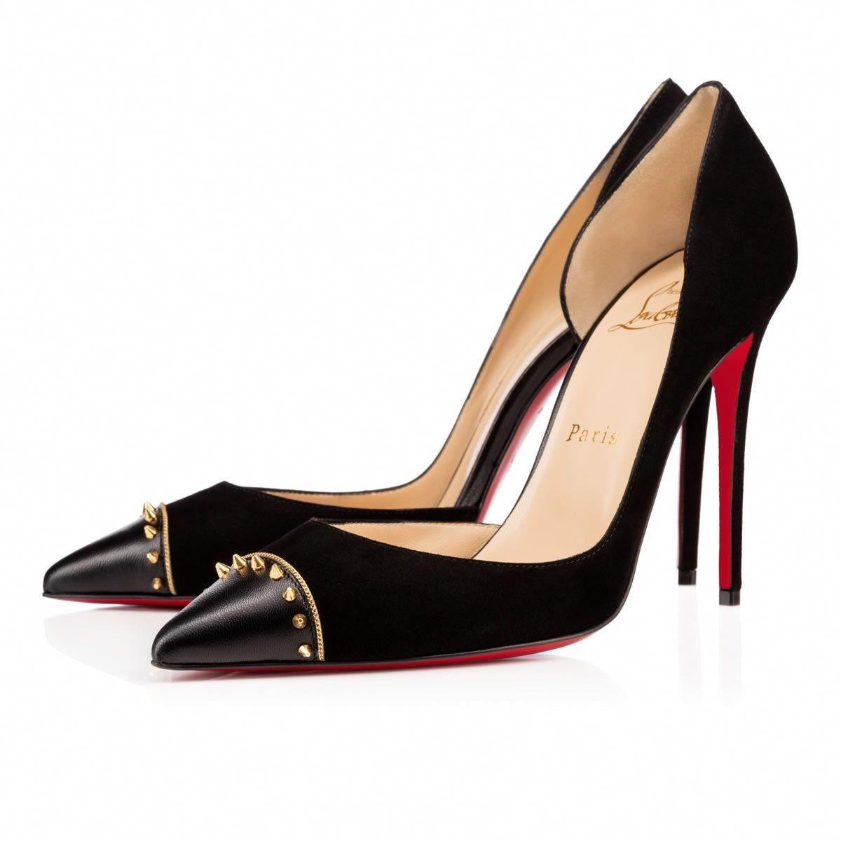 Christian Louboutin   Shoes women heels, Fashion heels