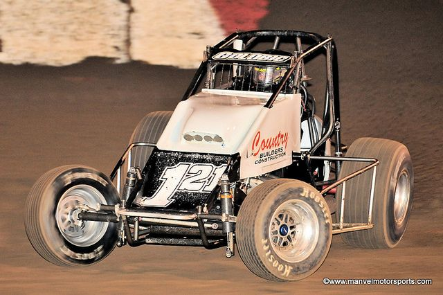 Amsoil Sprint Car National Championship 2011 Perris Auto Speedway