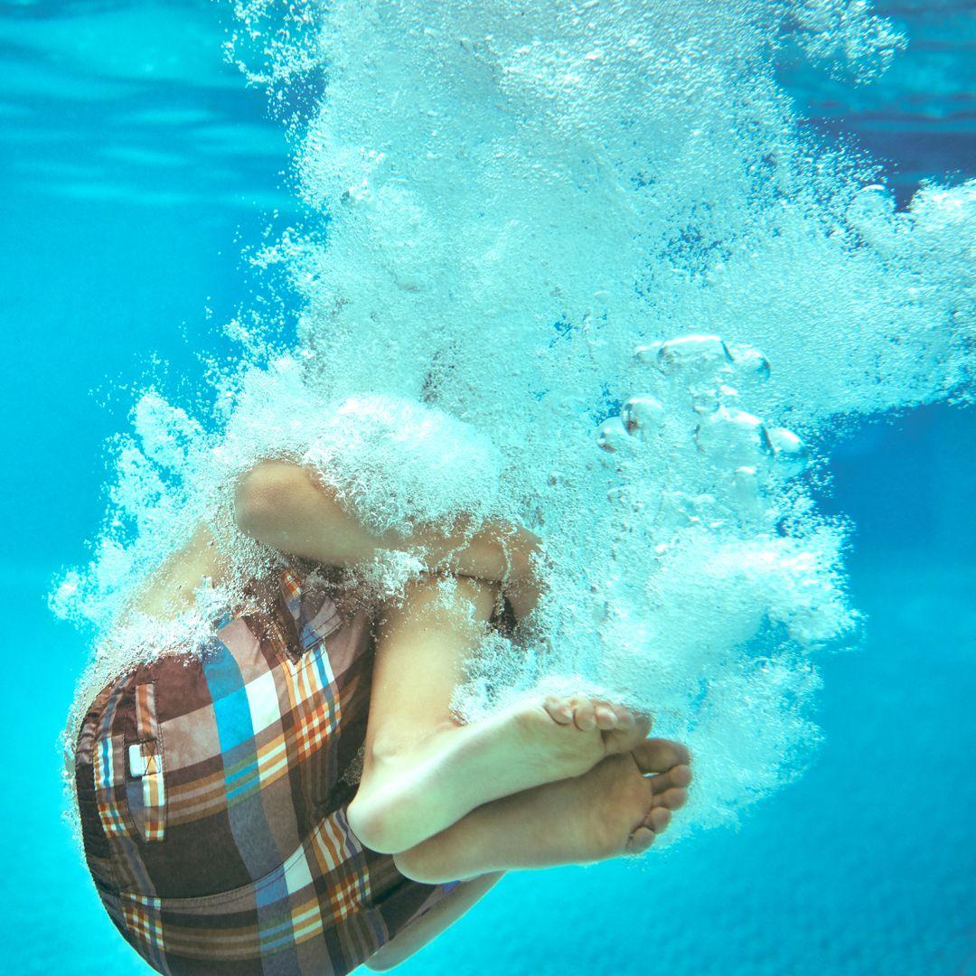 Just Like The Ocean Your Salt Water Pool Will Leave You Feeling Clean Soft Salt Water Pools Operate At Pool Saltwater Pool Pioneer Families