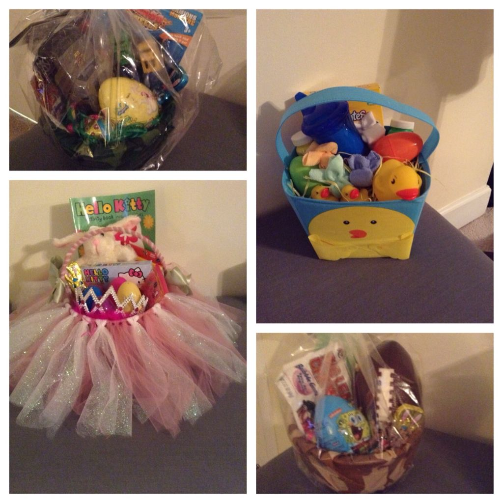 Easter baskets made for 4 and 5 year old boys6 year old girl and a easter baskets made for 4 and 5 year old boys6 year old girl and a 1 year old boy negle Image collections