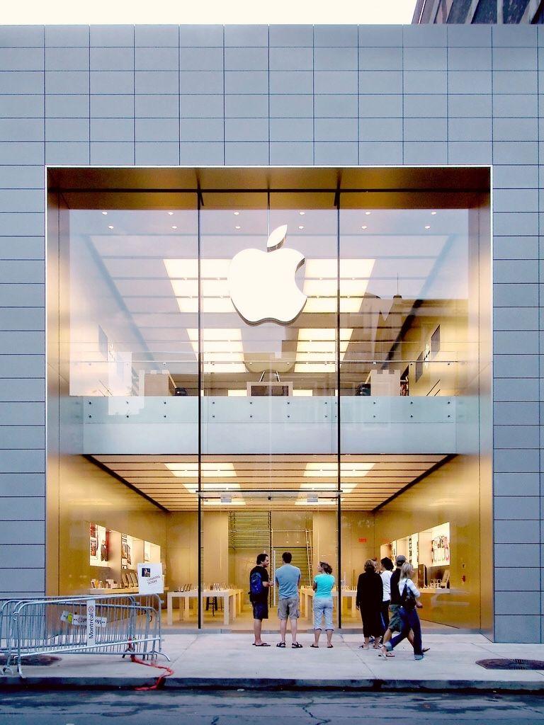 iApple — More than beautiful… Apple store design