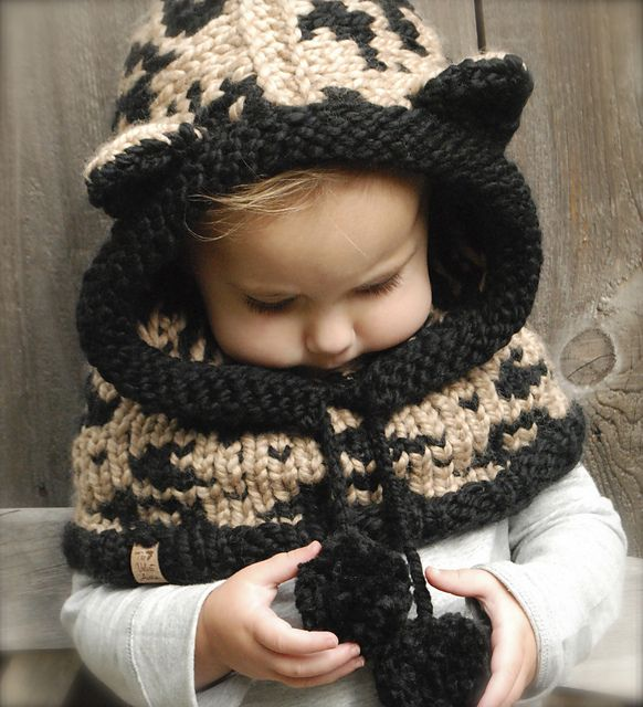 Idees And Solutions: DIY Crochet & Knitted Cowls ~ Idees And Solutions