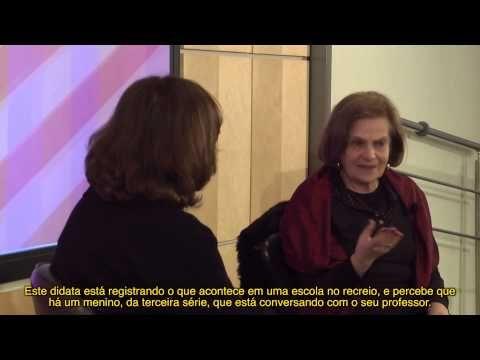 Modalidades organizativas   Grandes Diálogos com Delia Lerner   Vídeos   Língua Portuguesa   Nova Escola