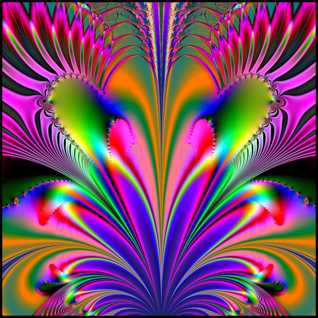 636 Exotic floral by bjman on DeviantArt