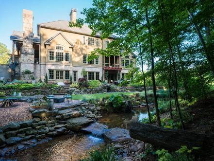 Chip Wade's Top MoneySaving Yard Tips Backyard Paradise New Backyard Paradise Landscaping Ideas