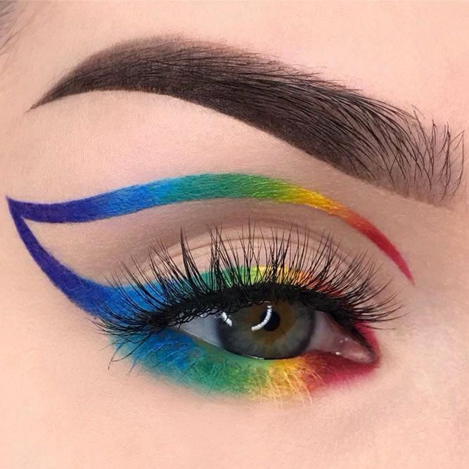 27 Eyeliner Styles That Will Give An Attractive Touch To Your Eyes -
