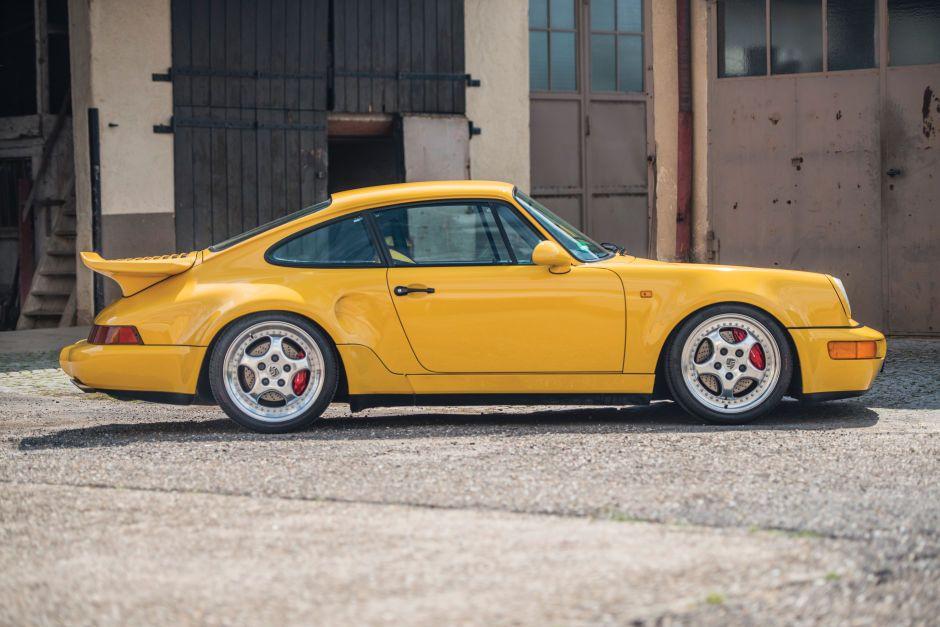 5 Porsche 911s That Prove the 90s Had Style Porsche 911