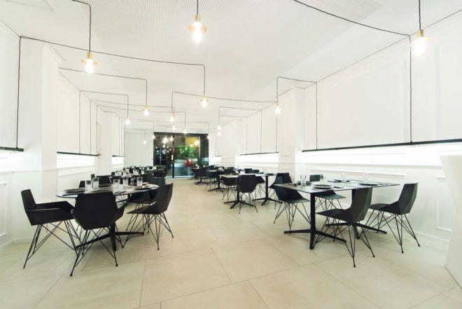Gastronomiemöbel & -Innenarchitektur für kreative Raumkonzepte by LVNG360