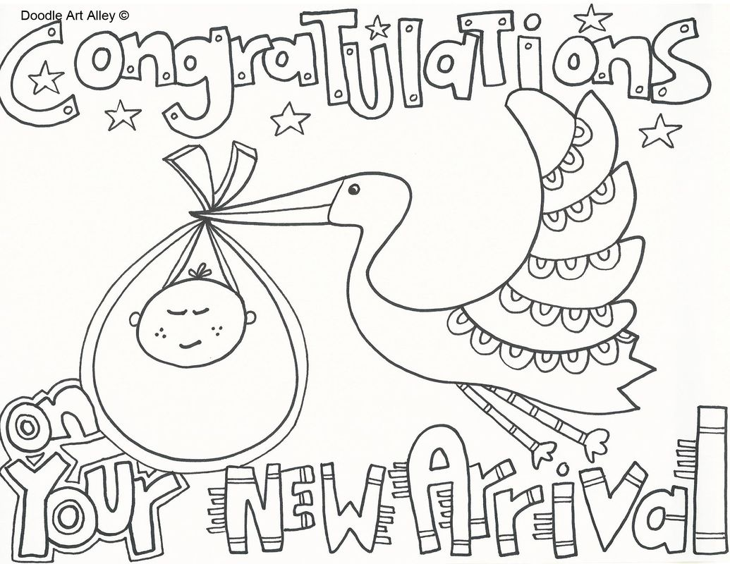 Picture  Baby coloring pages, Free baby stuff, Baby shower quotes