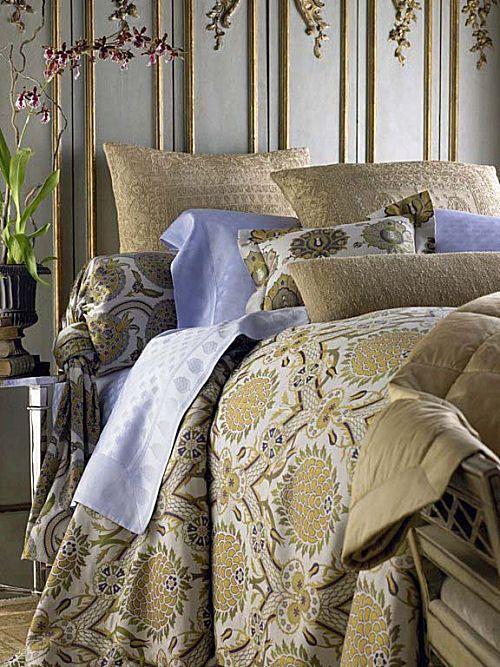 Anichini Bed Linen - Heavenly Hazeran Bed Linen Home glam