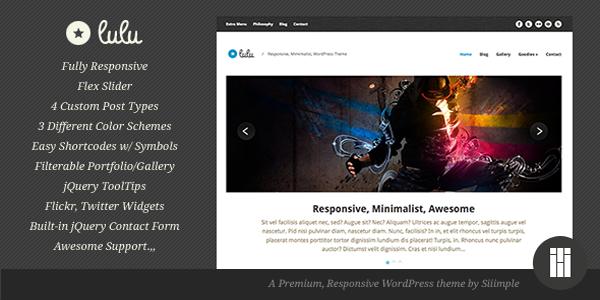 25 Best Responsive WordPress Themes 2012 - from SmashingHub.com