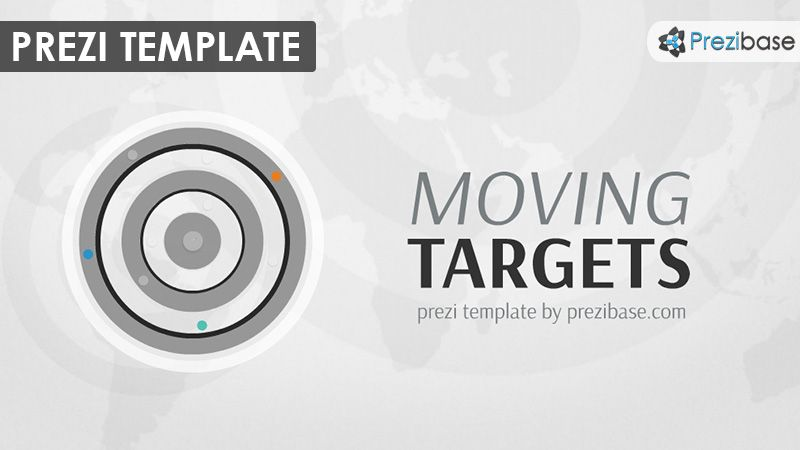 Prezi template with the concept of a big target and reaching your prezi template with the concept of a big target and reaching your goals a gray scale target on a 3d world map background a good prezi for a business or a gumiabroncs Images
