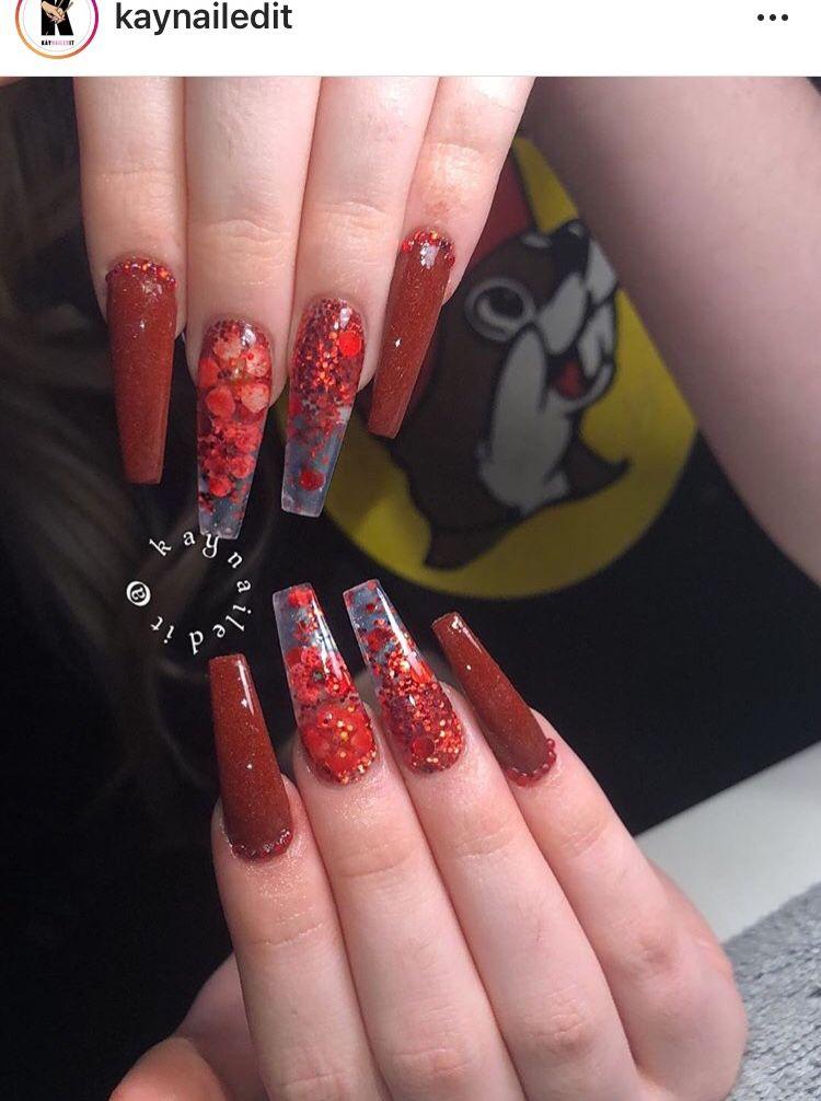 Pin On Nails Shape