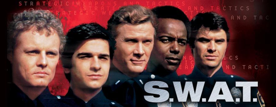 SWAT - Second best TV theme song after Miami Vice    Great