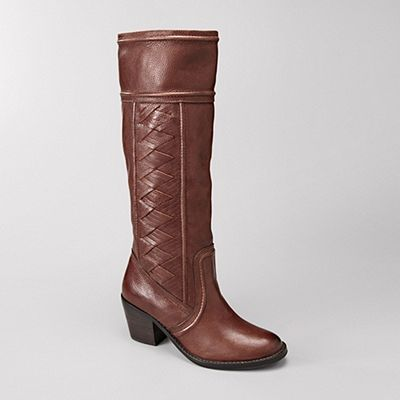 Yes, Please!  Fossil :: Felicia Mid Heel Boot