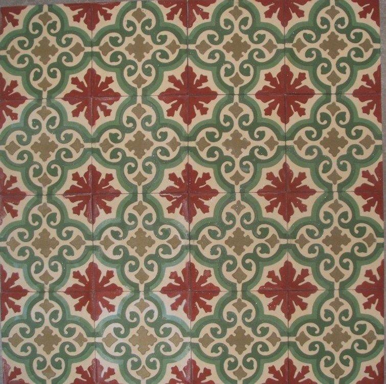 Mosaicos Hidráulicos - Terracota do Algarve