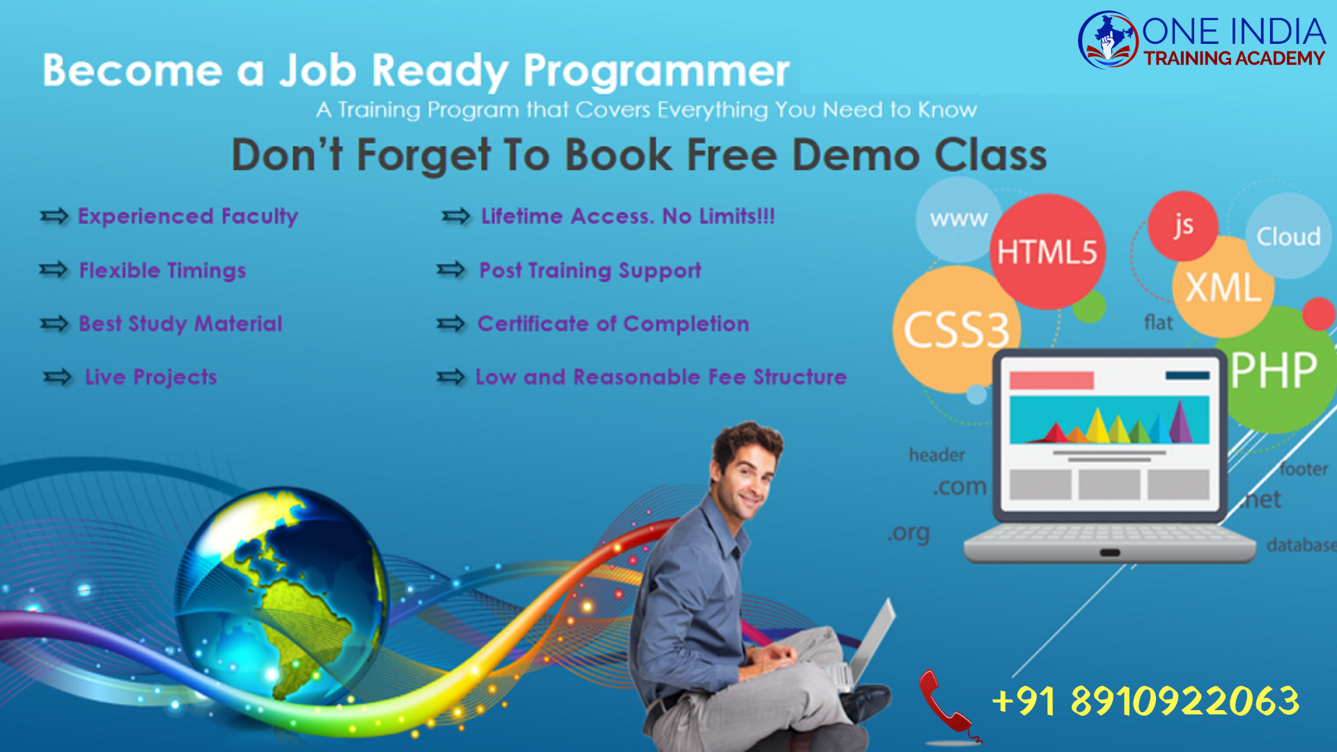 Job Oriented Webdesigncourse By Expert Faculty Get Enrolled Today And Avail 20 Discount Web Design Course Web Design Training Web Design