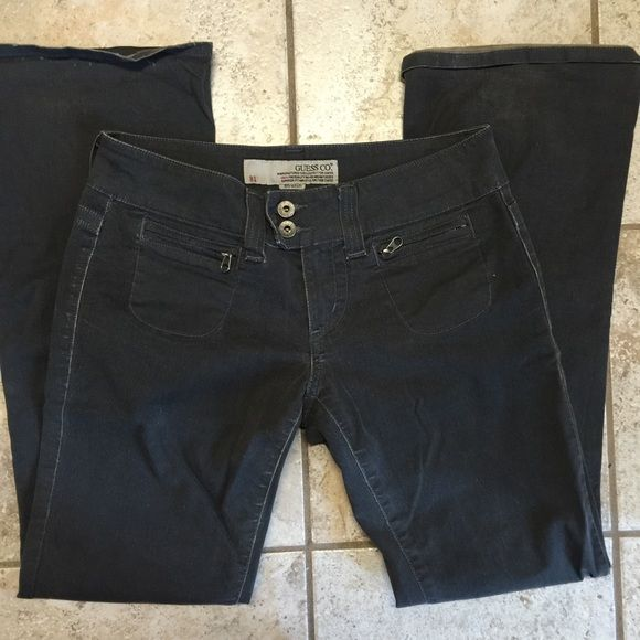 """Guess Pants Guess pants size 29 with 31"""" inseam. Super comfortable with buckle in the back.. Great condition Guess Pants Straight Leg"""