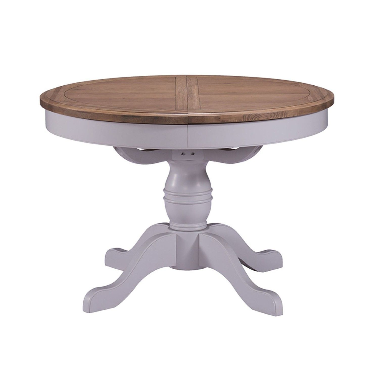 Painted round dining table  Round Extending Kitchen Table  Kitchen Track Lighting Ideas Check