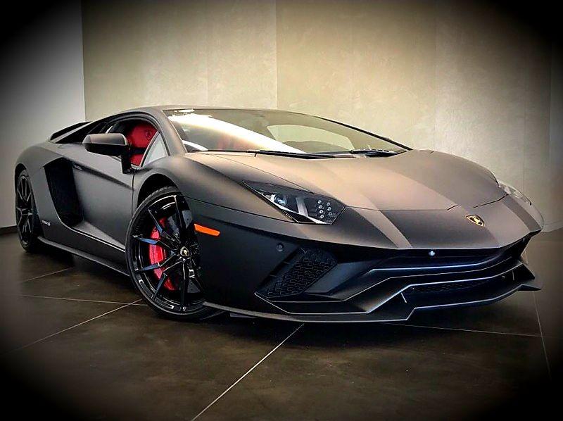 2019 Lamborghini Aventador S Coupe Lamborghini Aventador Lamborghini Coupe