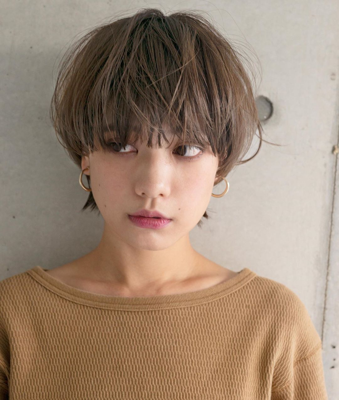 Fashion Hairphoto Hairstyles Instagram Norimasasawa Shorthair アイメイク こないだ動画で投稿したんだけど ジュエリー タトゥー ネイル ヘアデザイン マッシュウルフに メイクのアプリ 髪型 ヘアカット 短い髪のためのヘアスタイル
