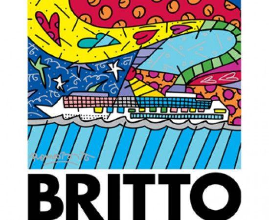 Cruisin' with Britto!
