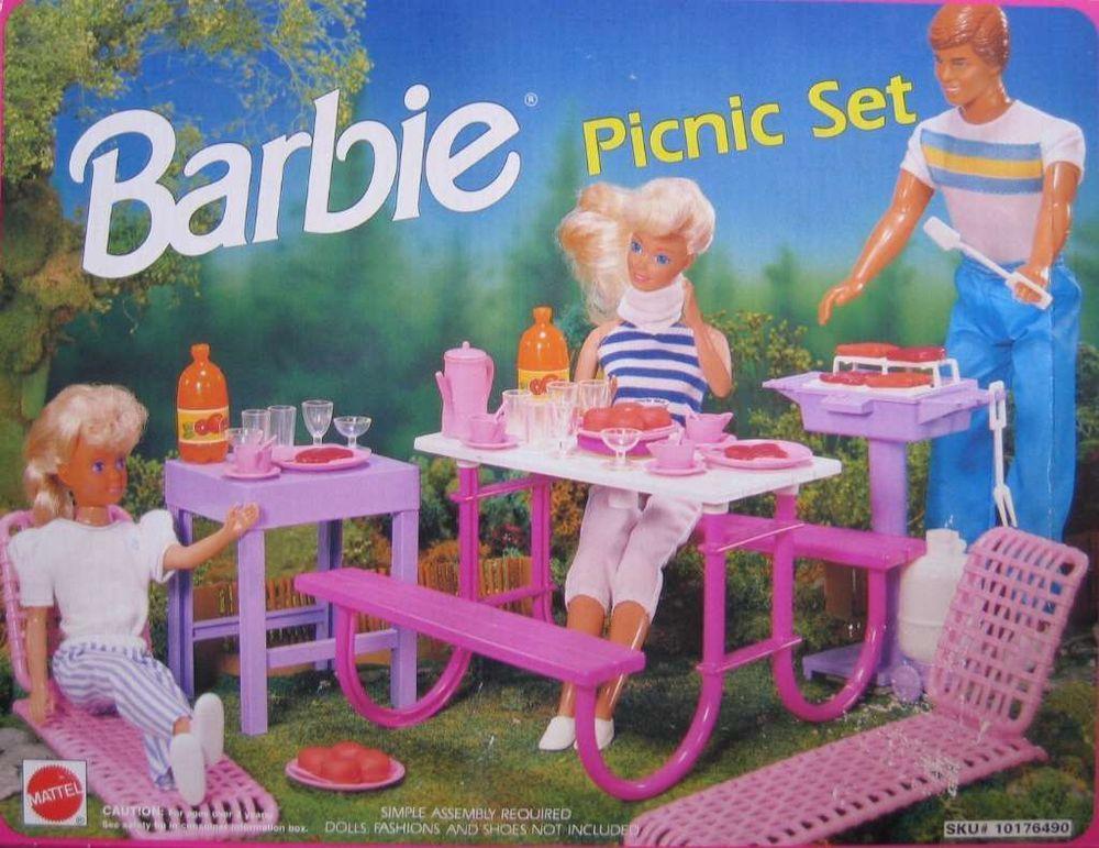 Lisa marie picnic table pretzel - 4 3