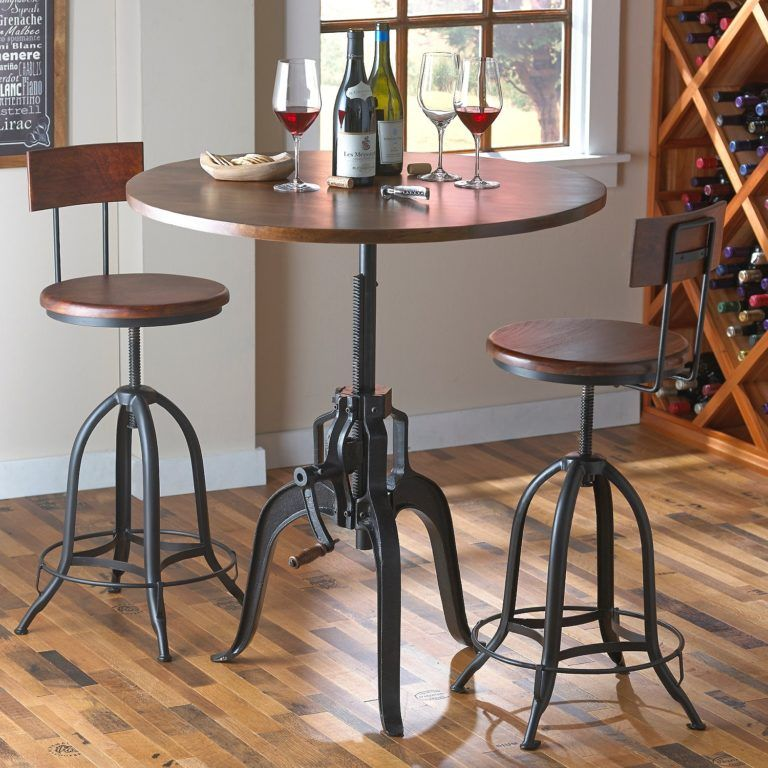 Bar Stools Ikea Outdoor Table Uk Tables Chairs Plus With High Top And Crank Pub Two Wine Enthusiast Preparing Zoom Set Height Round Tall