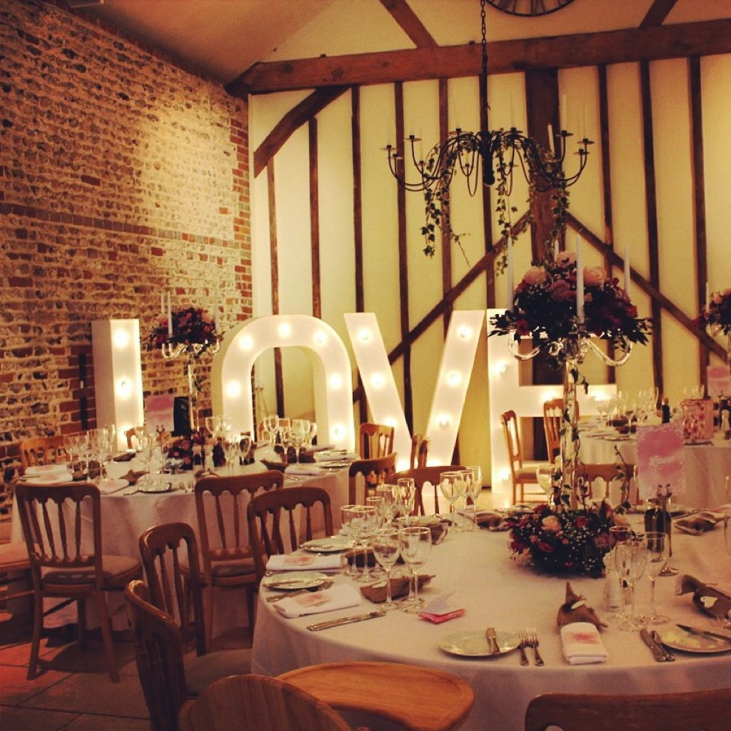 November Wedding At Upwaltham Barns