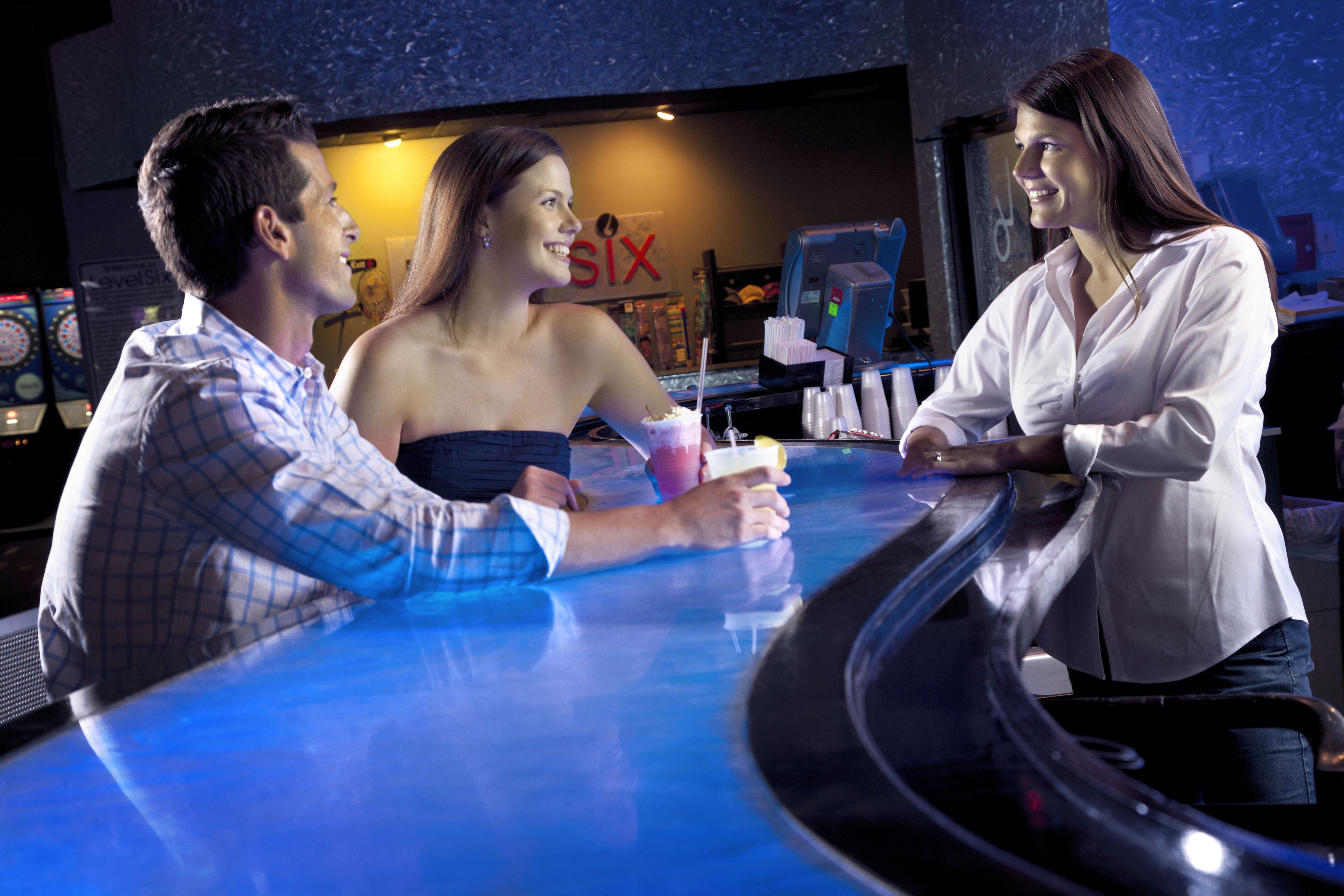 Spring Drinks at Captain's Quarters Level 6 Entertainment ...