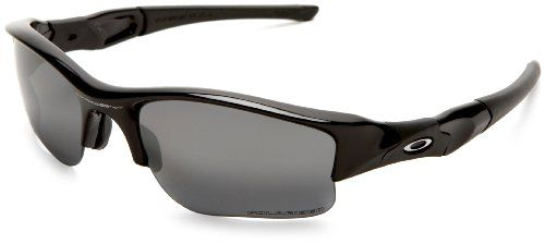 1de5cd35790 Oakley Men s Flak Jacket XLJ Polarized Sunglasses