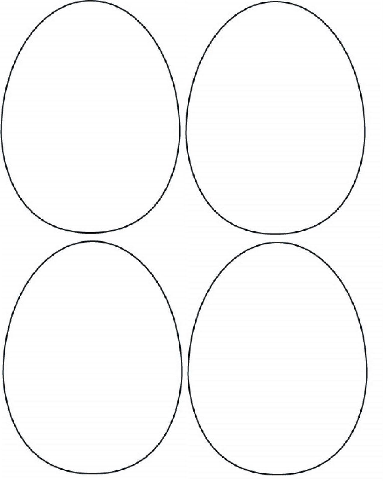 free easter templates elegant lines easter egg easter foods
