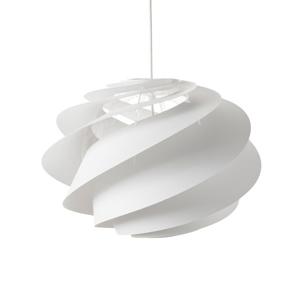 Le Klint Swirl 1 medium, white