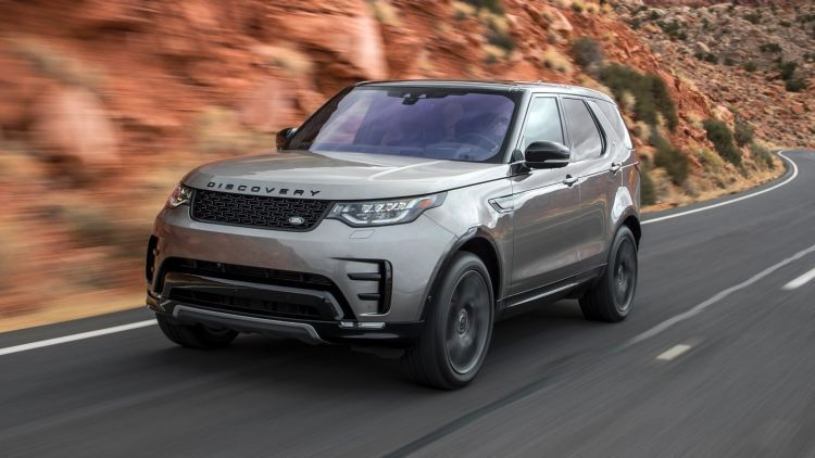 2017 Land Rover Discovery New Car Review Drive Land Rover Discovery Land Rover Discovery Car