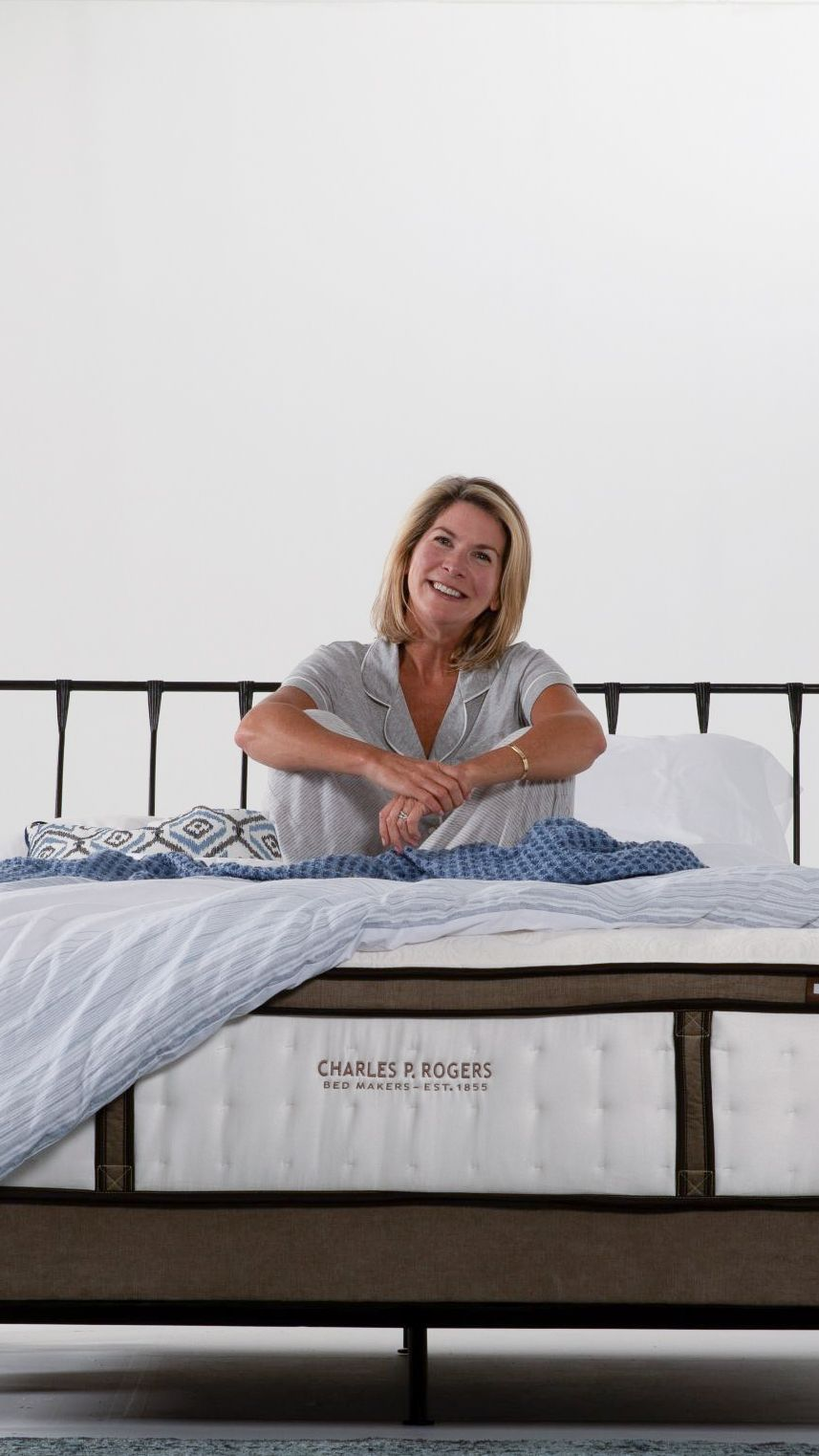 Charles P. Rogers has been named the top mattress brand