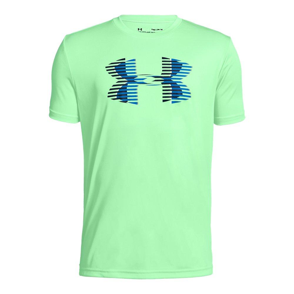 55a786596a Under Armour Boys' UA Tech Big Logo Solid T-Shirt | Products | Under ...