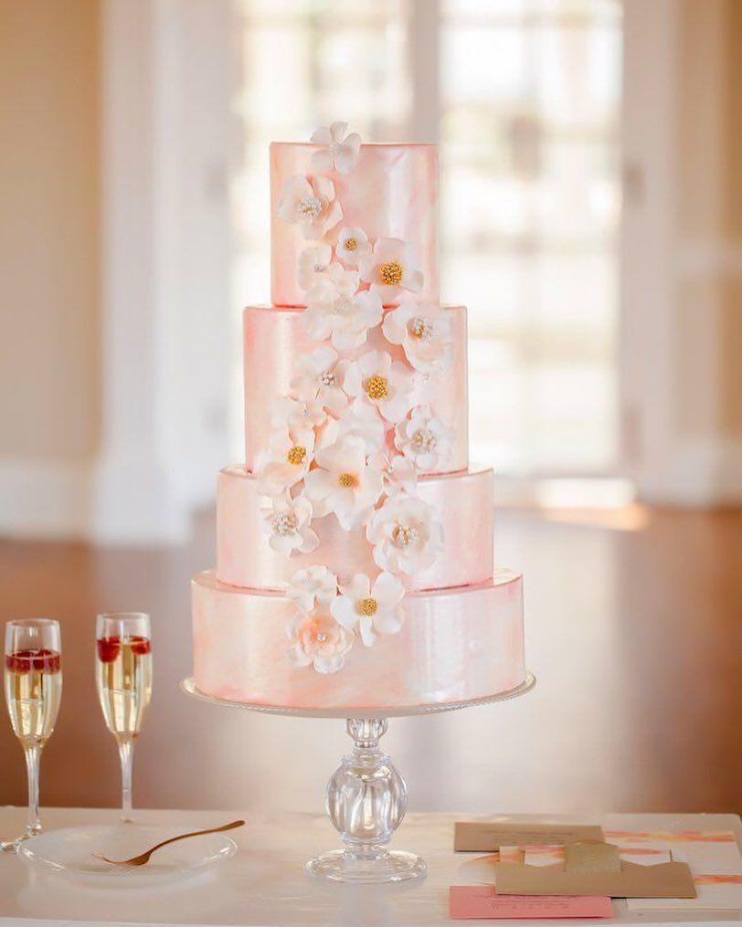 Spring wedding cakes alamango bridal textiles wedding