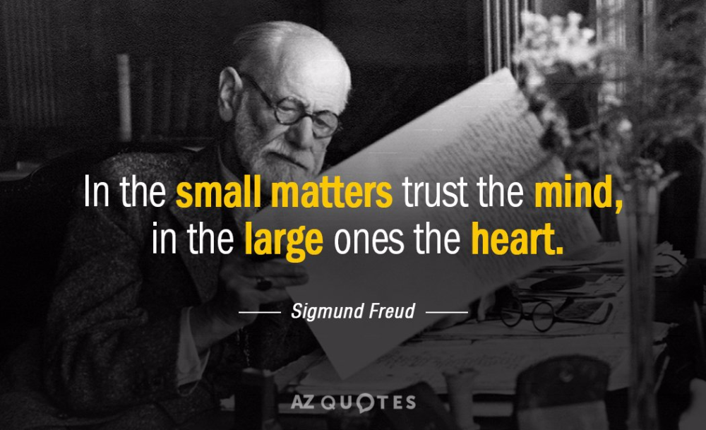 Top 25 Quotes By Sigmund Freud Of 464 A Z Quotes Freud Quotes Psychotherapy Quote Psychologist Quotes