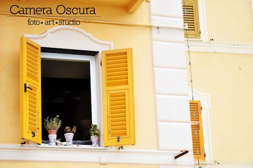 Camogli 2009  #camogli #windows #yellow #giallo #finestra #cameraoscura #cameraoscurastudio #colombinofavazzi #frankjuliuspetolelli