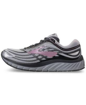fda89b1cf Brooks Women s Glycerin 15 Running Sneakers from Finish Line - Gray ...