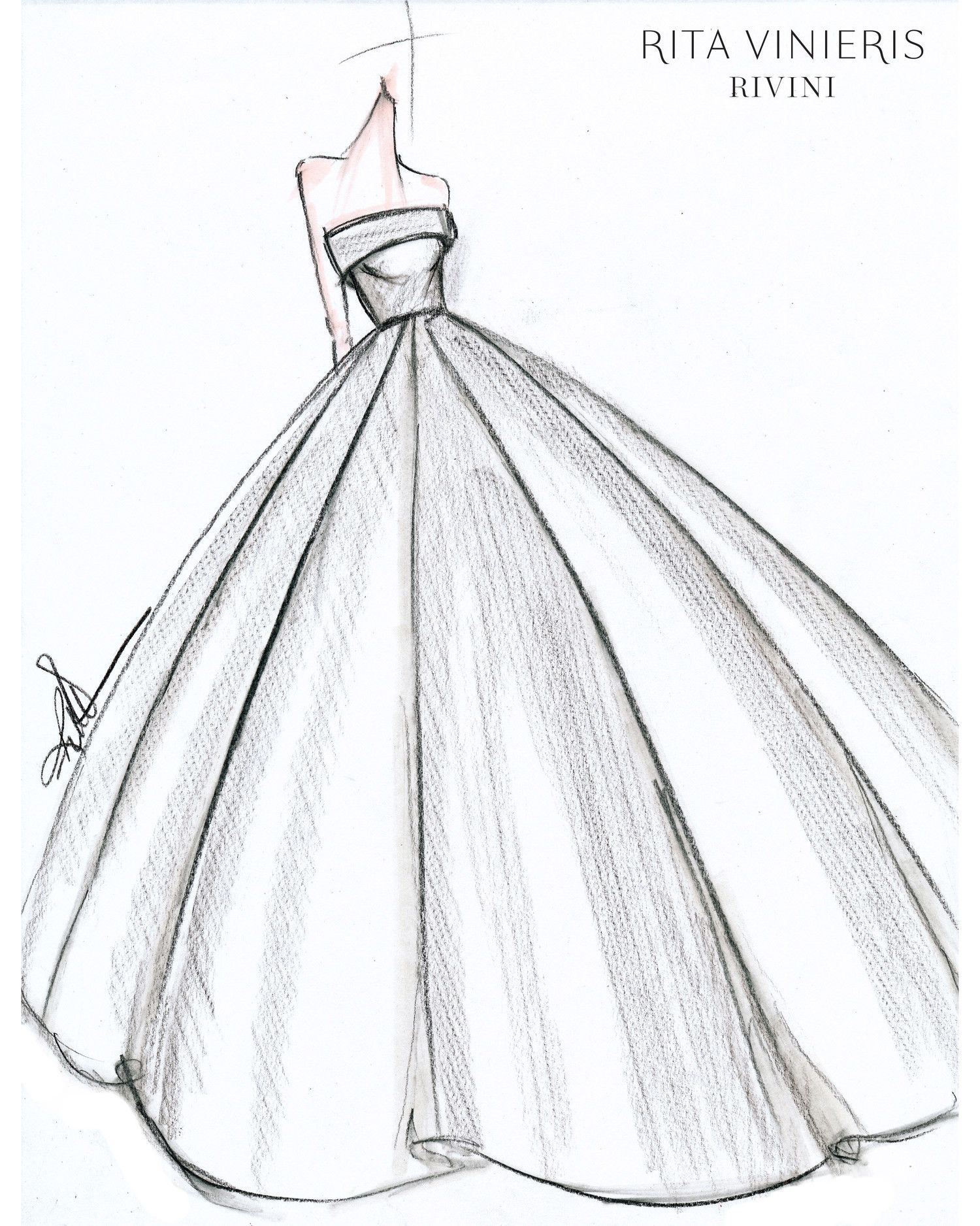 """Photo of Exclusive: Get a First Look at the Fall 2019 Bridal Collections,""""The bride I envision wearing…"""
