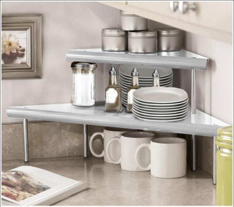 Amazing Kitchen Countertop Organizing Ideas Kitchen Countertop