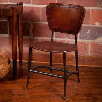Genuine Leather Dining Chairs Melbourne Folding Chair Storage Millwood Pines Caudill Upholstered William Sheppee Signature Rocket Upholstery