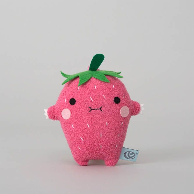 Ricesweet is a cute, kawai, mini plush toy in the shape of a