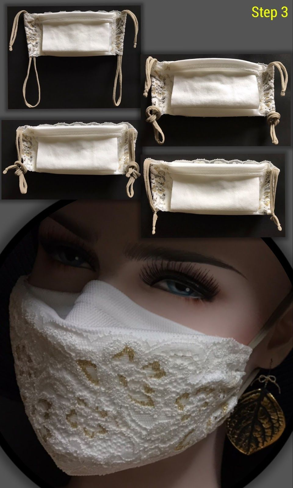 Face mask diy in 2020 Face mask, Diy face mask, Diy mask