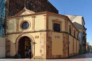 Capilla de La Balesquida: origen de la cofradía que se remonta al siglo XIII.