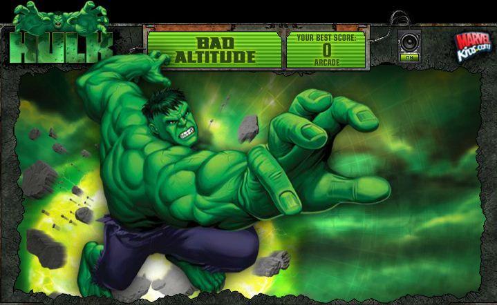 pc games hulk online