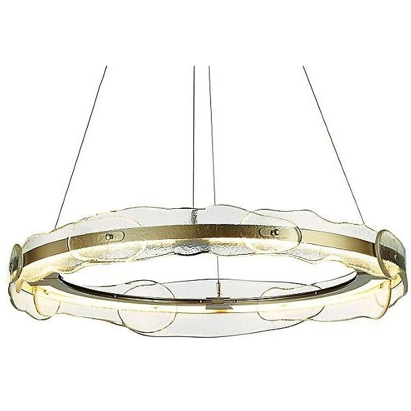 Hubbardton Forge Synchronicity: Synchronicity By Hubbardton Forge Solstice Led Pendant