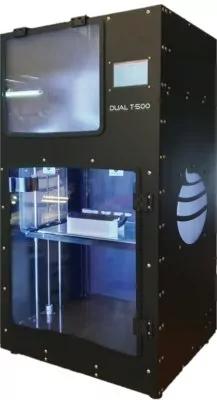 Der Argentinische 3d Drucker Hersteller Trideo Stellt Mit Dual T Eine Neue Serie Fur 3d Drucker Mit Idex Technologie Vor 3dprint 3d Drucker Drucken Hersteller
